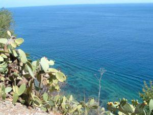 03 - Milazzo - Veduta del mare dal Capo