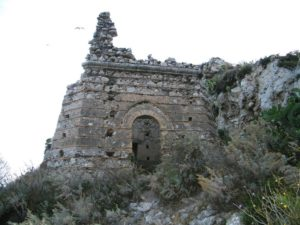 34 - Milazzo - I resti della Torre saracena