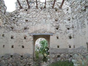 35 - Milazzo - I resti della Torre saracena