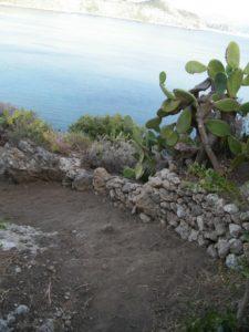 42 - Milazzo - Il Sentiero per arrivare ai laghetti del Capo