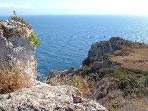 49 - Milazzo - Vista della Torre Saracena dall'alto