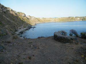 58 - Milazzo - Panchina panoramica di forma circolare