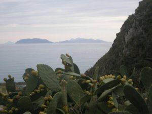 77 - Milazzo - Veduta delle Isole