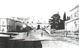 Milazzo - Porta degli spagnoli