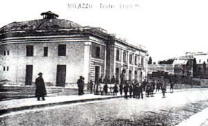 Milazzo - Teatro Trifiletti